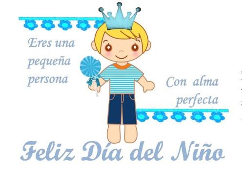 Feliz dia del Niño imágenes con frases lindas (11)