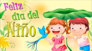 Feliz dia del Niño imágenes con frases lindas (9)