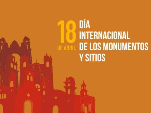 Que día se celebra el Día Internacional de los Monumentos y Sitios