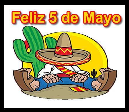 Cinco de Mayo Tarjetas y Frases (2)
