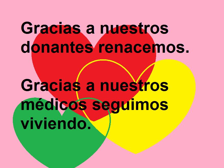 Día de la Donación de Organos - mensajes  (2)
