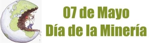 Día de la Mineria -  7 de mayo (1)
