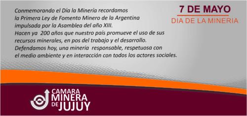 Día de la Mineria -  7 de mayo (9)