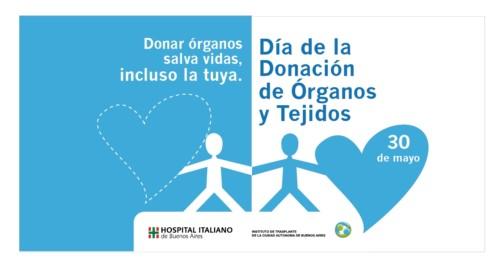 Día de la donación de organos frase  (1)