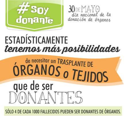 Día de la donación de organos frase  (10)