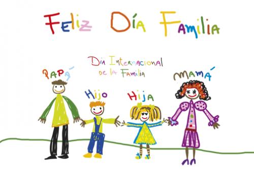 Imágenes con frases bonitas para el Día de la familia – 15 de mayo