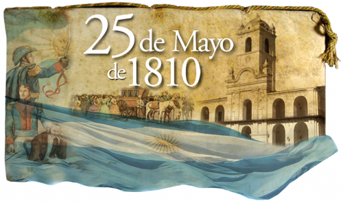 Qué se celebra el 25 de Mayo, que paso en 1810 en Argentina con imágenes