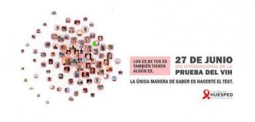 En qué fecha es el Día Internacional de la Prueba del VIH