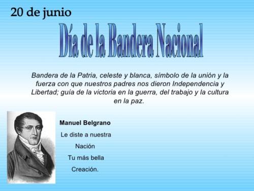 20 de junio - dia de la Bandera Argentina (4)