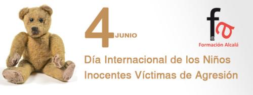 Día de lon niños victimas de Agresión  (1)
