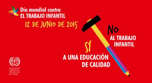 Día mundial contra el trabajo infantil (1)