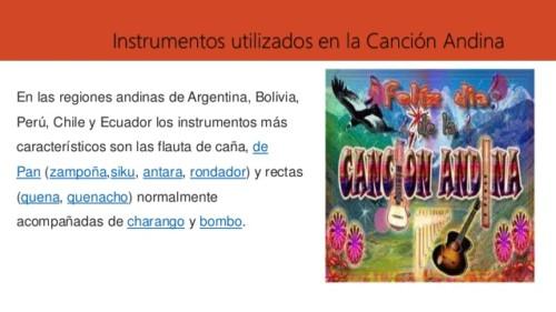 día de la Canción andina (3)