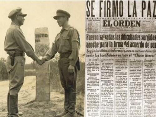 día de la paz del Chaco - 12 de junio (1)