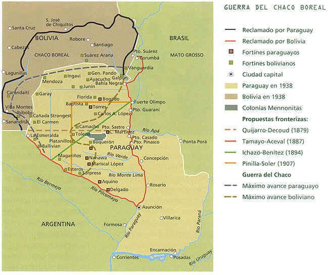 día de la paz del Chaco - 12 de junio (12)