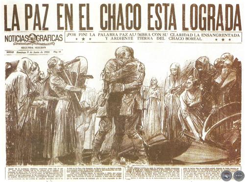 día de la paz del Chaco - 12 de junio (14)