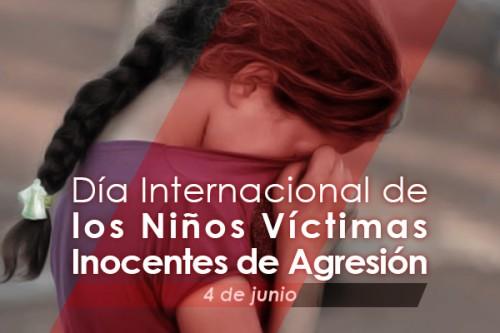 4 de junio: Imágenes Día de los Niños Víctimas Inocentes de la Agresión