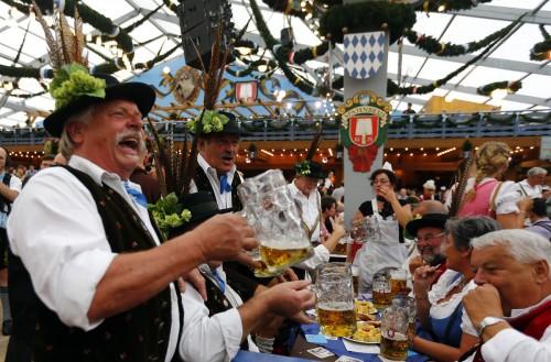 La fantástica Fiesta de Oktoberfest [imágenes]