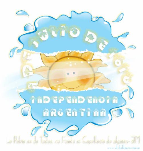 dia de la independencia argentina - 9 de julio 13(1)