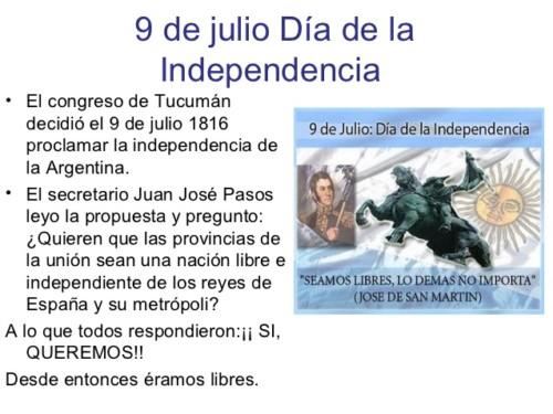 información del 9 de julio - dia de la independencia argentina (11)