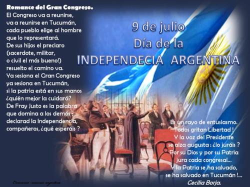 información del 9 de julio - dia de la independencia argentina (2)