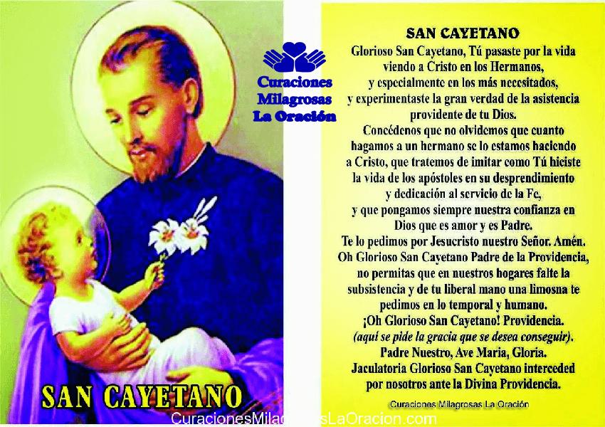San Cayetano - 7 de agosto (1)