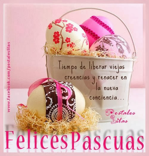 Felices Pascuas frases  (1)