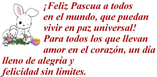 Felices Pascuas frases  (5)