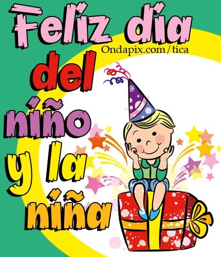 Felíz Día del Niño - Frases - mensajes  (22)