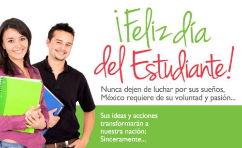 Feliz+D%C3%ADa+del+Estudiante+-+23+de+Mayo+-+M%C3%A9xico