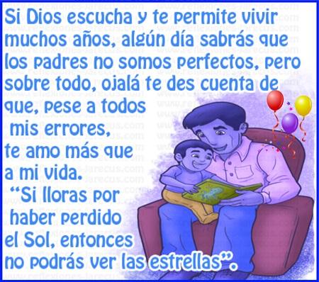 dedicatorias Feliz día del Padre (4)