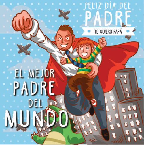 mensajes y  felicitaciones del Día del Padre  (5)