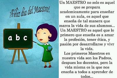 Día del Maestro  tarjetas  (11)