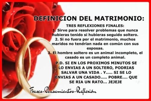 Día del Matrimonio Frases  (6)