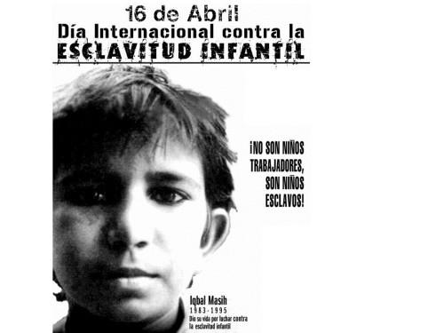 Dia contra la esclavitud infantil  (1)