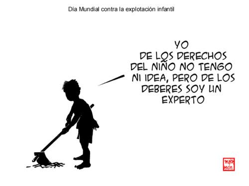 Dia contra la esclavitud infantil  (2)