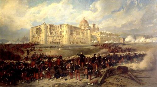 Batalla de puebla - 5 de Mayo (2)