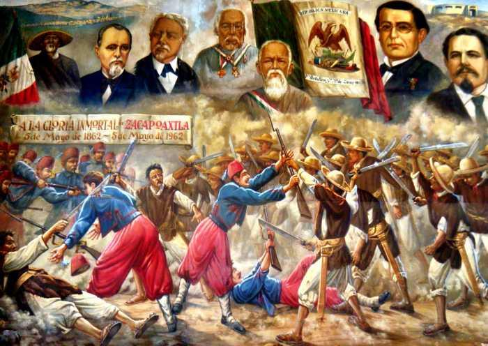 Batalla de puebla - 5 de Mayo (7)