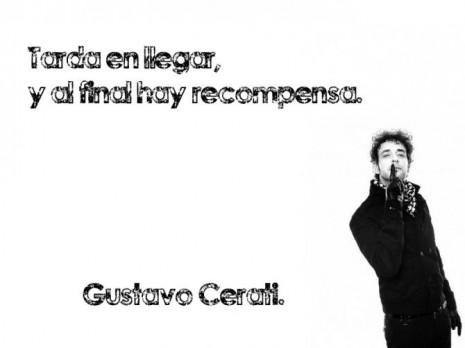 Frases de Gustavo cerati  (12)