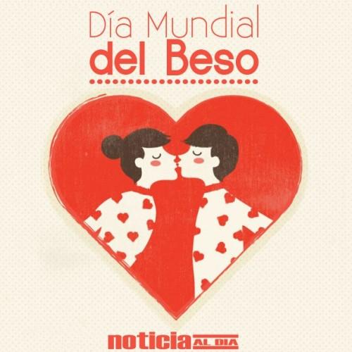 Tarjeta Día del Beso  (10)