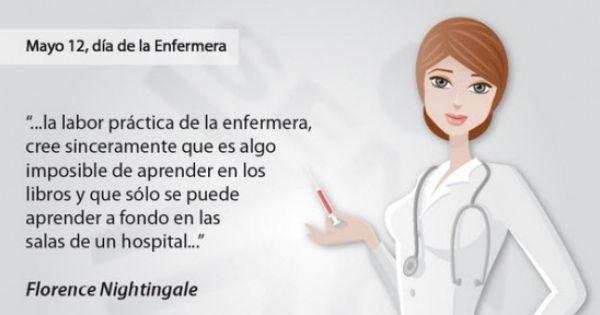 Día de la Enfermera frase  (19)
