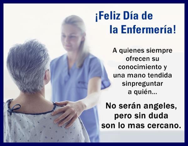 Día de la Enfermera frase  (20)