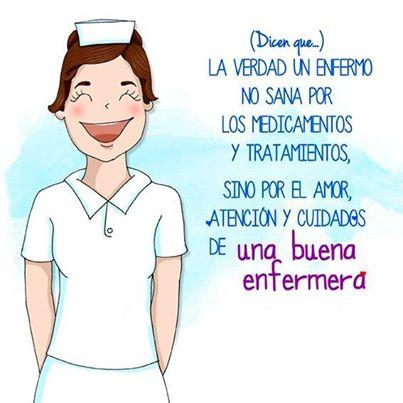 Día de la Enfermera frase  (7)