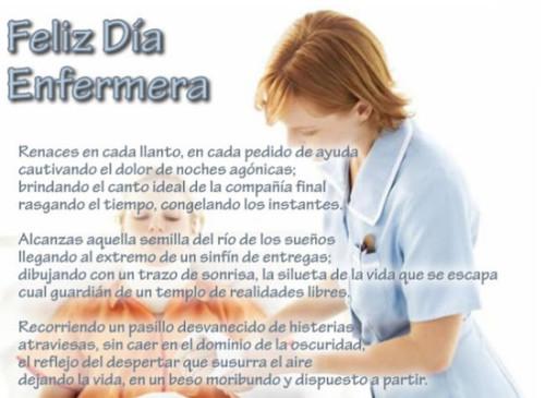 Día de la Enfermera frase  (8)