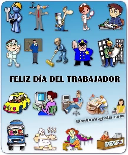 Día del Trabajador tarjetas (1)