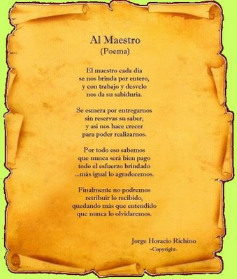 Feliz dia del Maestro (4)