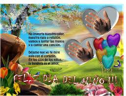 Feliz dia del Niño imágenes con frases lindas (3)