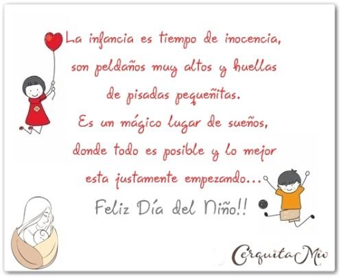 Feliz dia del Niño imágenes con frases lindas (4)