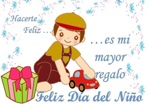 Feliz dia del Niño imágenes con frases lindas (8)