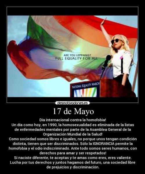 Día contra la Homofobia - 17 de mayo - frases (10)