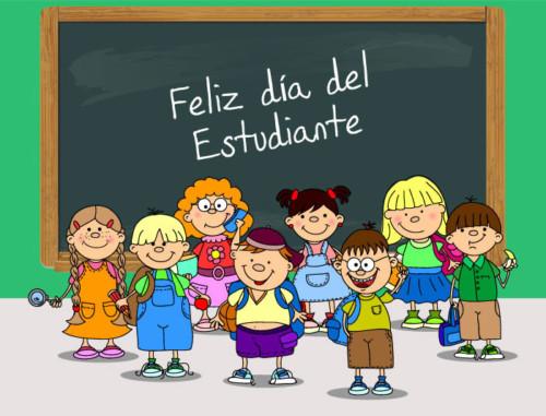 Feliz día del Estudiante  (1)